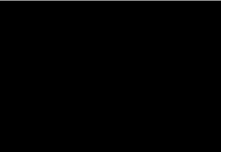 Eine Illustration der Klaue mit Beschriftung.